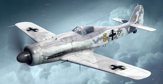 Fw 190D - World of Warplanes 1.1