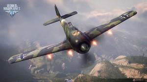 Fw190 A-5 - World of Warplanes 1.1