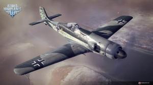 Ta 152 - World of Warplanes 1.1