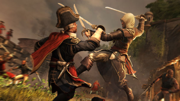 Assassin's Creed: rumor de dos entregas en 2014