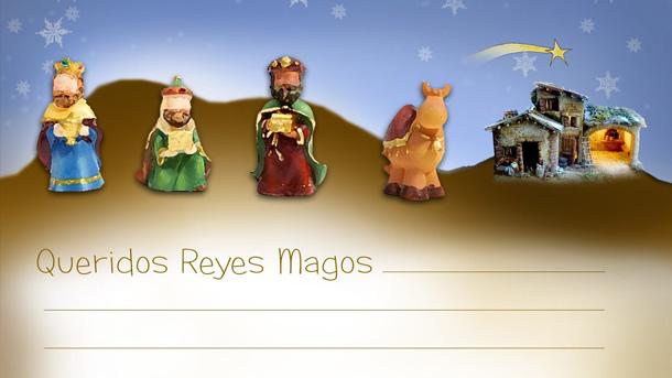 Mi carta a los Reyes Magos para el año 2014