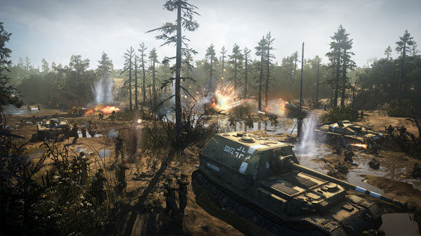 Company of Heroes 2: lanzado DLC Southern Fronts