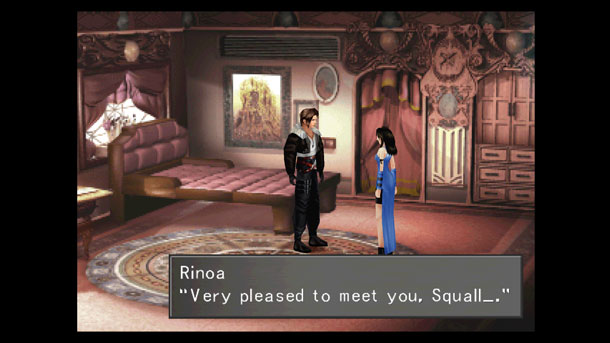 Final Fantasy VIII en descarga