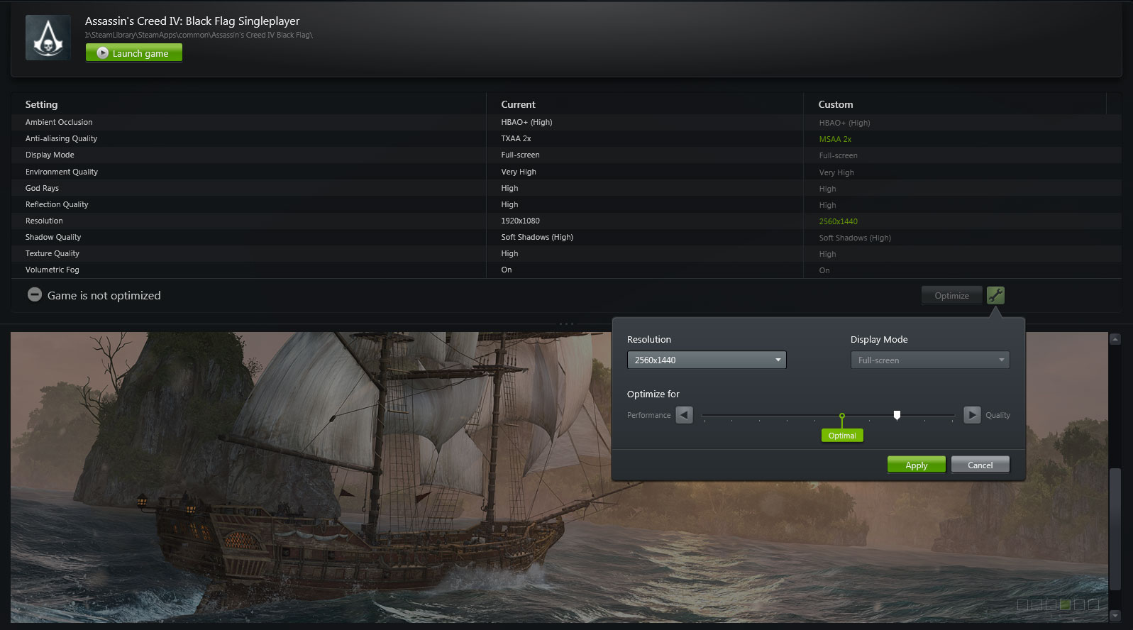 GeForce Experience 1.8 ya disponible