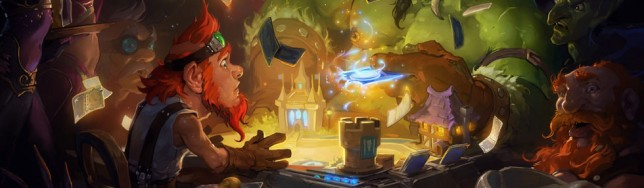 Beta abierta Hearthstone