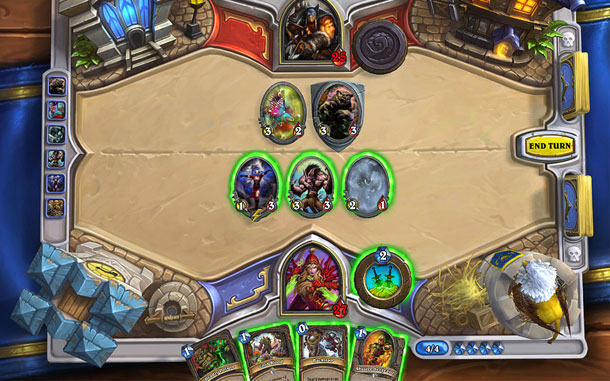 Hearthstone Beta Abierta