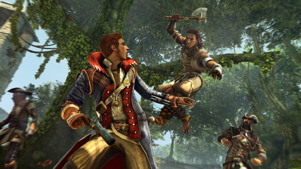 La Ira de Barbanegra para Assassin's Creed IV