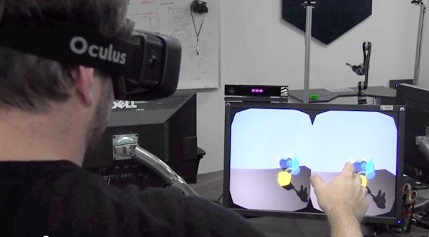 NASA Oculus Rift