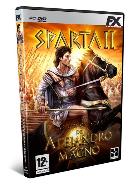 Sparta II Las Conquistas de Alejandro Magno