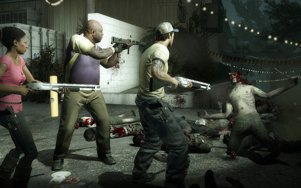 Left 4 Dead 2 tumba los servidores de Steam