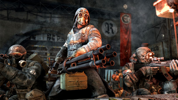 SteamOS vs Windows: comparativa Metro Last Light