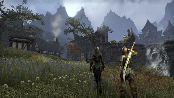 The Elder Scrolls Online: lanzamiento el 4-4-2014