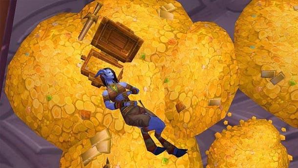 World of Warcraft: a la cárcel por saquear cuentas