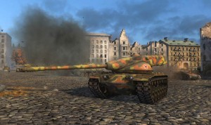 Wargaming Exp. Libre unificada - World of Tanks