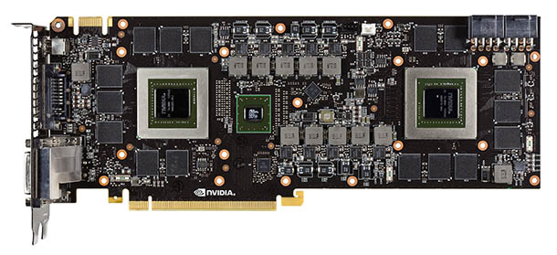 GeForce GTX GPU Dual