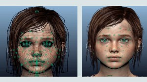 LAST OF US FACIAL ANIMATION