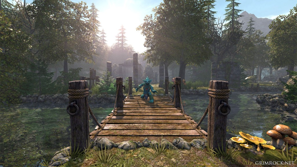 Legend of Grimrock II se deja ver