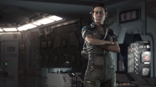 Alien Isolation confirmado, con Amanda Ripley de prota