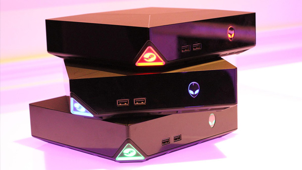 Alienware: sus Steam Machines serán actualizables