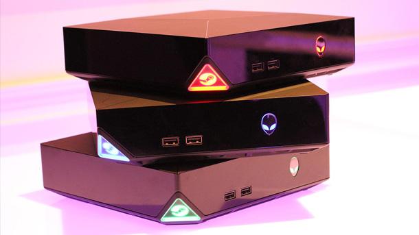 Alienware: sus Steam Machines serán actualizables