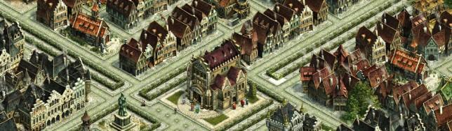 Monumentos en Anno Online