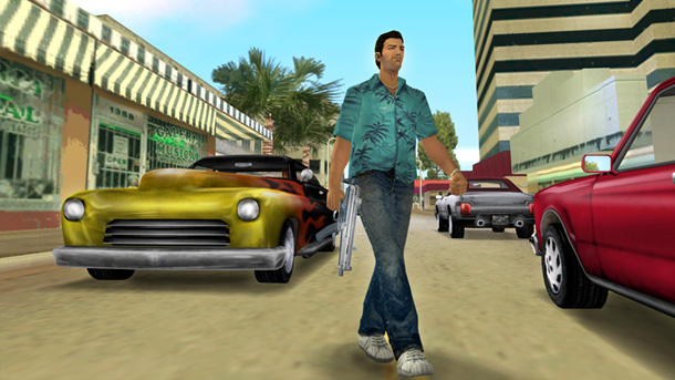 GTA: retrospectiva de toda la saga en PC - GTA Vice City