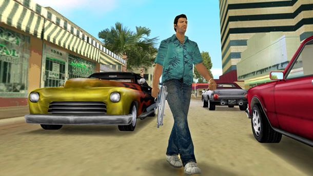 GTA: retrospectiva de toda la saga en PC - GTA Vice City