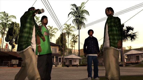 GTA: retrospectiva de toda la saga en PC - GTA San Andreas