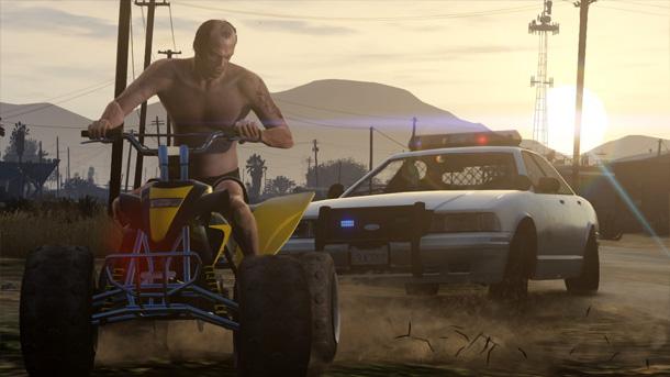 GTA: retrospectiva de toda la saga en PC - GTA V