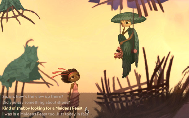 Broken Age disponible mañana como beta
