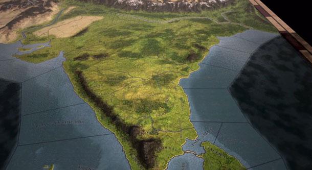 Rajas of India, la nueva expansión de Crusader Kings II