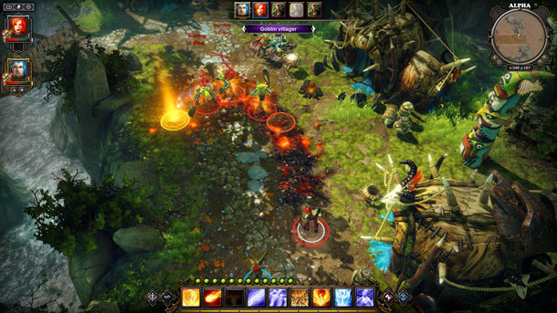 Divinity Original Sin, disponible como acceso anticipado