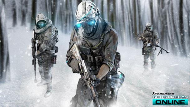 Ghost Recon Online llega a Steam como juego de acceso anticipado