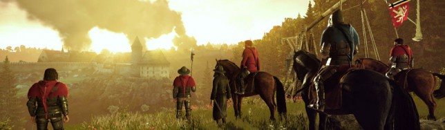 Kingdom Come Deliverance arrasa en Kickstarter
