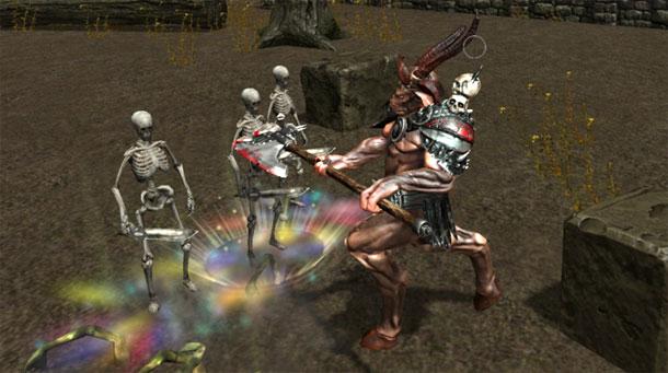 Pantheon, lo nuevo del creador de EverQuest