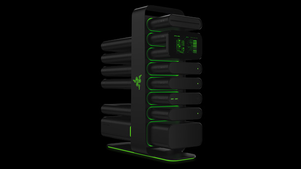 Project Christine: el ordenador modular de Razer