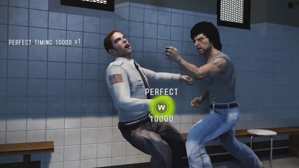 Rambo: nuevo vídeo gameplay sobrecogedor