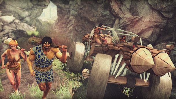 Saints Row IV: ya disponible el DLC Stone Age Pack