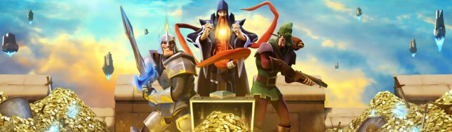 Beta abierta para The Mighty Quest for Epic Loot el 25 de febrero