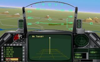ATAC - Argonaut, Microprose - DOS