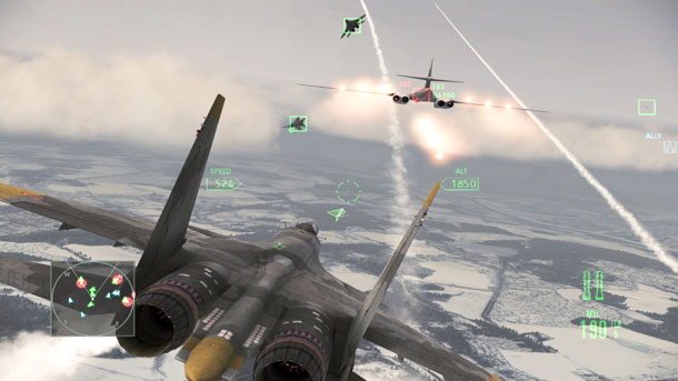 Ace Combat dice adiós a Games for Windows Live
