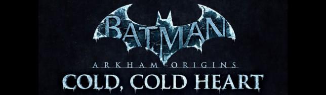 Cold, Cold Heart es el nuevo DLC de Batman Arkham Origins
