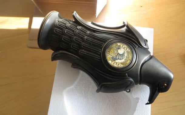 Memorabilia exclusiva de BioShock Infinite en eBay