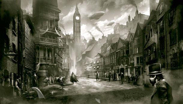 Blackmore, una aventura steampunk