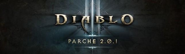 Diablo III parche 2.0.1