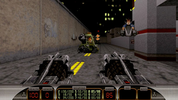 Duke Nukem Mass Destruction: Gearbox demanda a 3D Realms