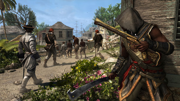 Freedom Cry no requerirá Assassin's Creed IV