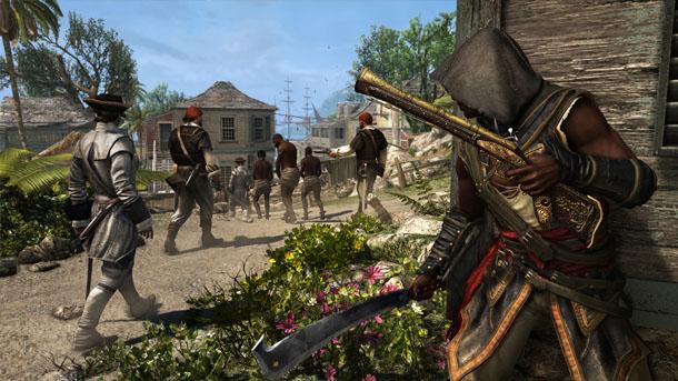 Freedom Cry no requerirá Assassin's Creed IV