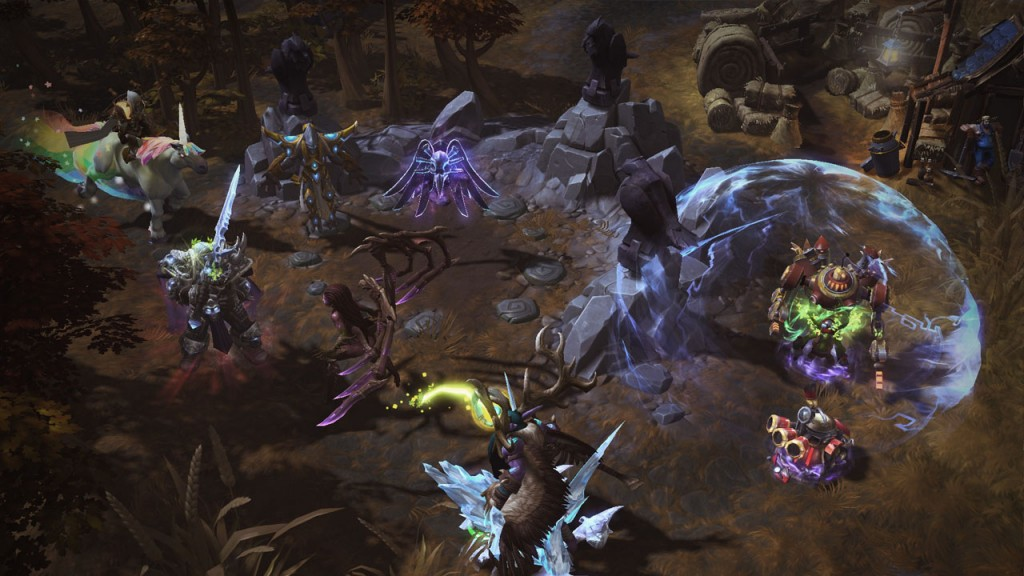 nuevo evento de heroes of the storm