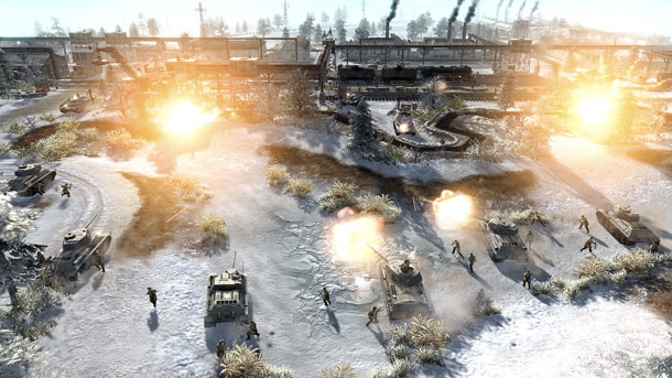 Men of War Assault Squad 2 en acceso anticipado